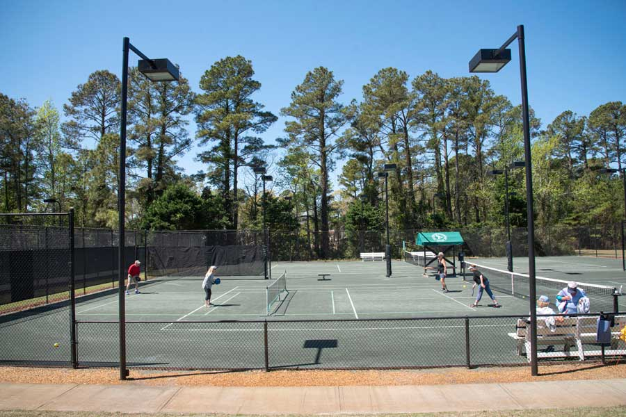 On OBX, Pickleball goes from curiosity to craze - The Outer Banks Voice