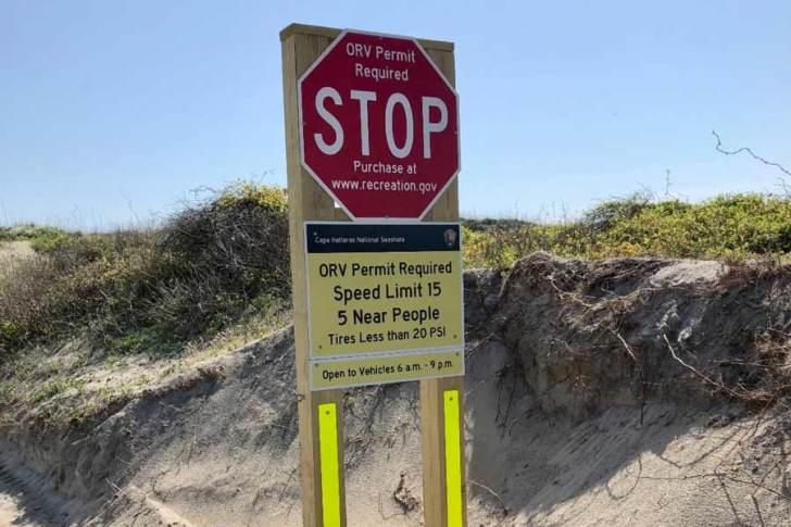 Seashore Updates from Cape Hatteras National Seashore