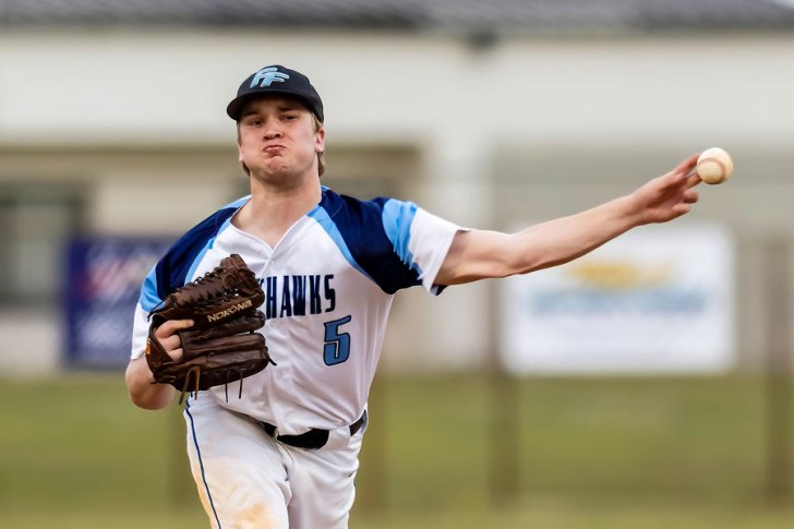 Nighthawks' 6-5 playoff win preserved by pickoff