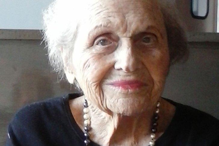 Helen G. Outland of Kill Devil Hills, May 4