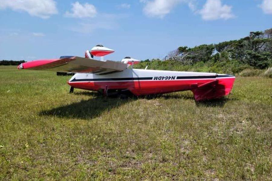 No serious injuries in Ocracoke Airport mishap