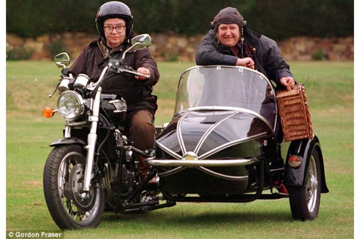 Stream On: Culinary pioneers and adventurers Julia Child and the Two Fat Ladies
