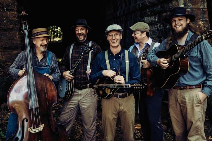 Bluegrass supergroup Appalachian Road Show comes to the Outer Banks