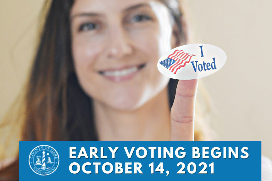 Early Voting for municipal elections begins in Dare County
