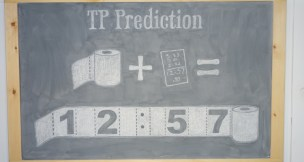 TP PREDICTION CHALKBOARD