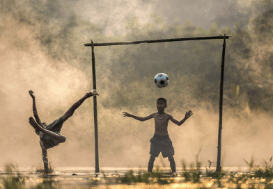 Sport Has 'Unparalleled Potential' To Boost Equality & Peace