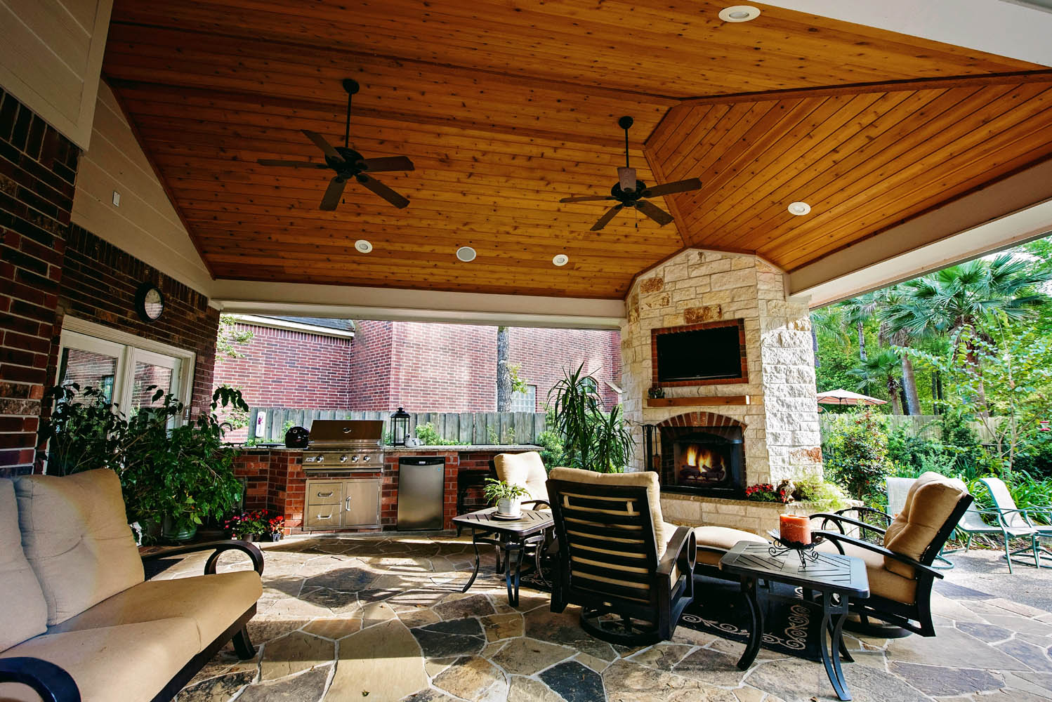 Houston Outdoor kitchens | Spring Photos | The Woodlands Arbor on Patio Kitchen  id=72070