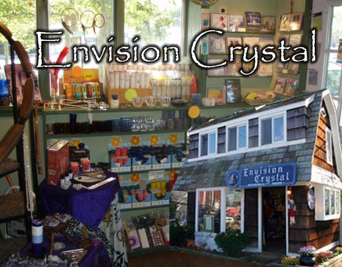 Outer Limits of Inner Truth_Envision Crystal Metaphysical Store