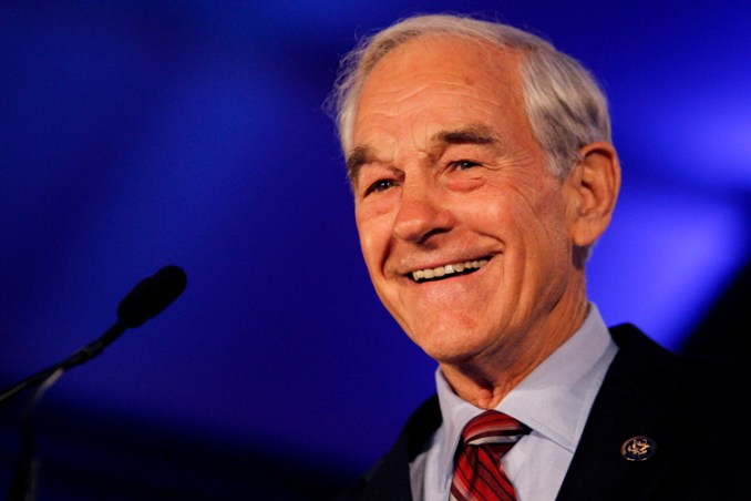 the interview we want to do with ron paul outer limits of inner
