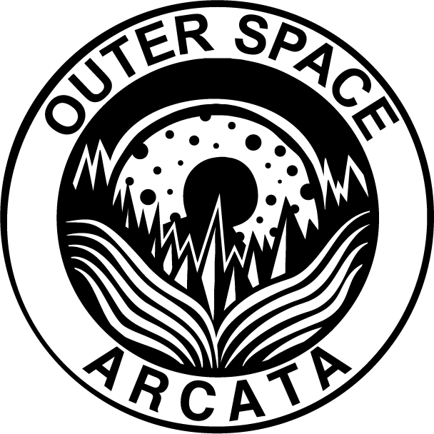 Outer Space Arcata Arts And Music Center For The Community