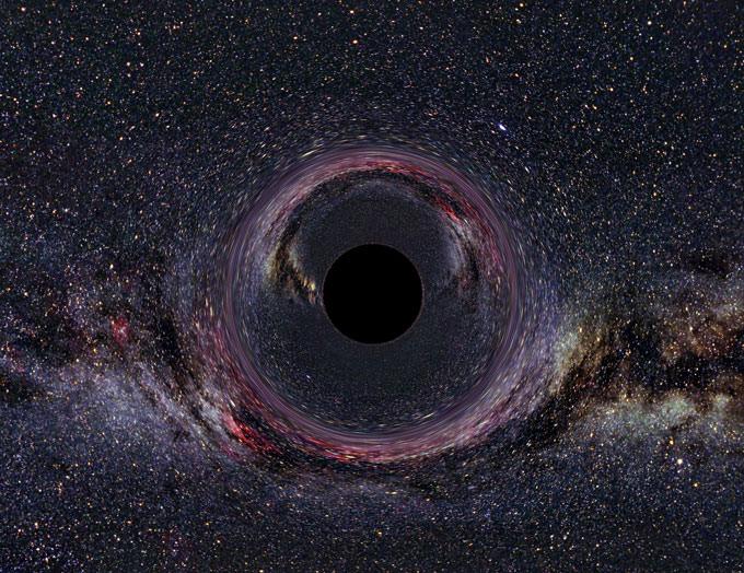 Image result for stellar mass black hole