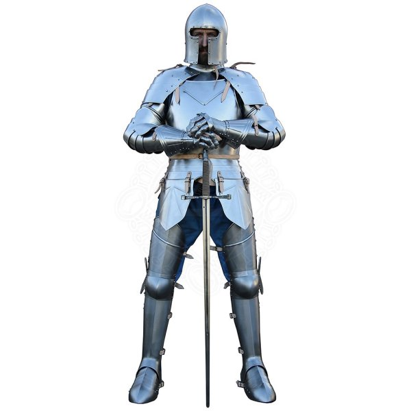 Full suit of armour, custom-made | Outfit4Events