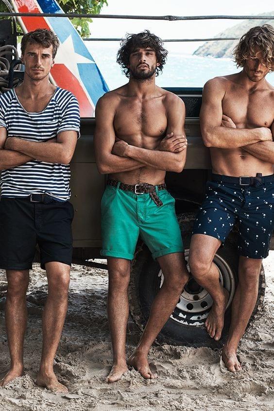 Beach Wedding Outfit Guys