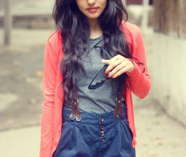 Street Style Fashion Indian Teenage Girls