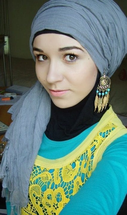 Earrings with Hijab (7)