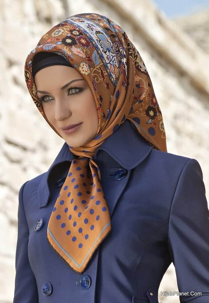 15 Latest Eid Hijab Styles With Eid Dresses 2019 Eid Fashion