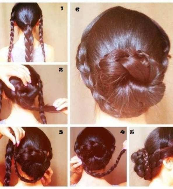 30 Eid Hairstyles For Teen Girls Hairstyles Ideas Walk The Falls