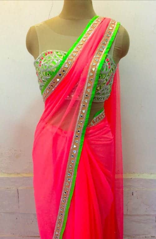 How To Wear Saree Tutorial Step By Step Guide To Drape Saree