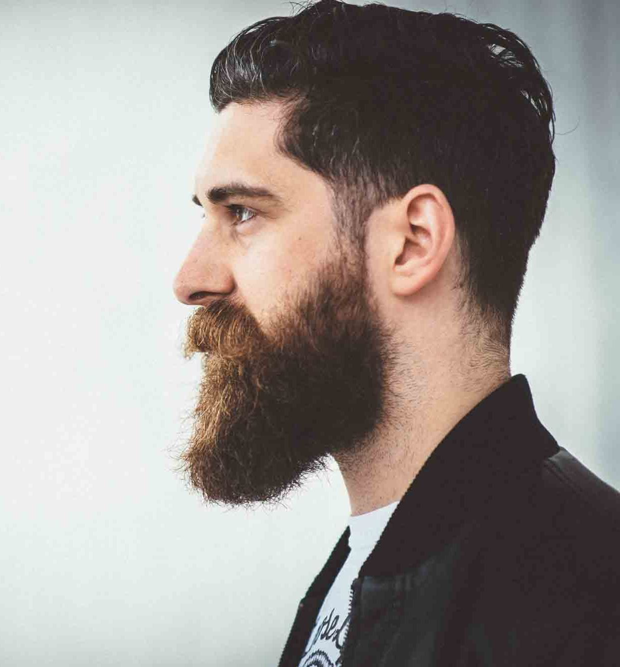 Full Beard Styles And Tips On Growing And Styling Full Beard
