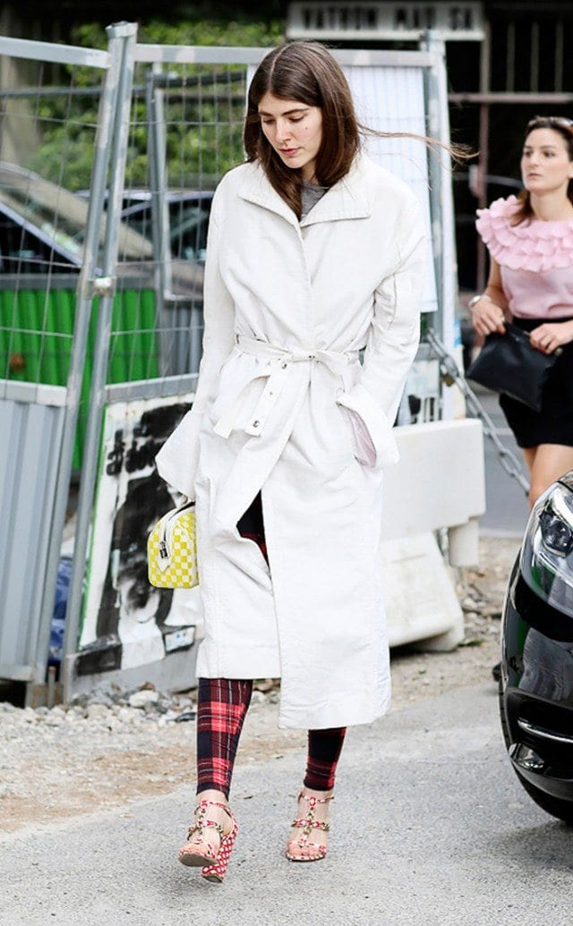 Trench Coat Outfits Women-19 Ways to Wear Trench Coats ...
