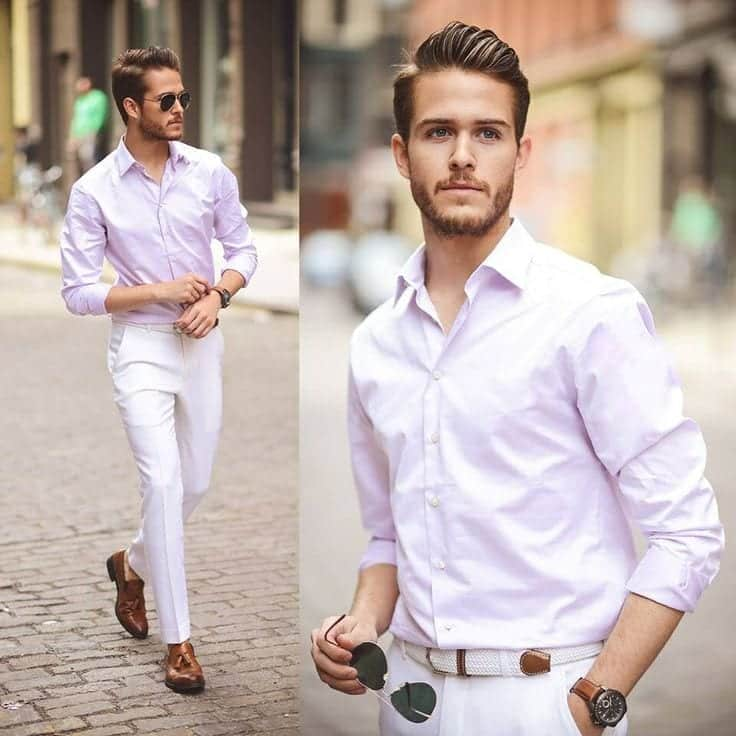 Summers White Shoes Outfits