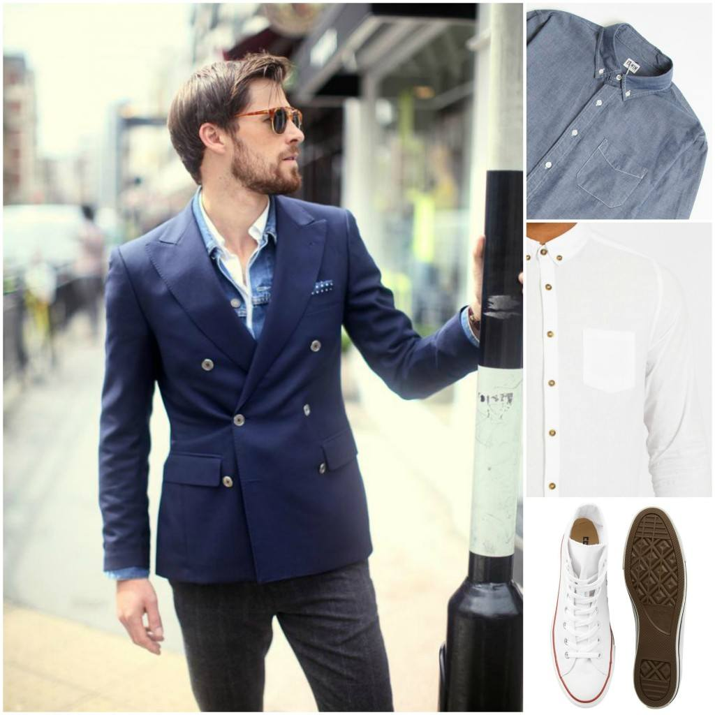 25 Ideas On How To Wear Double Breasted Suits For Men