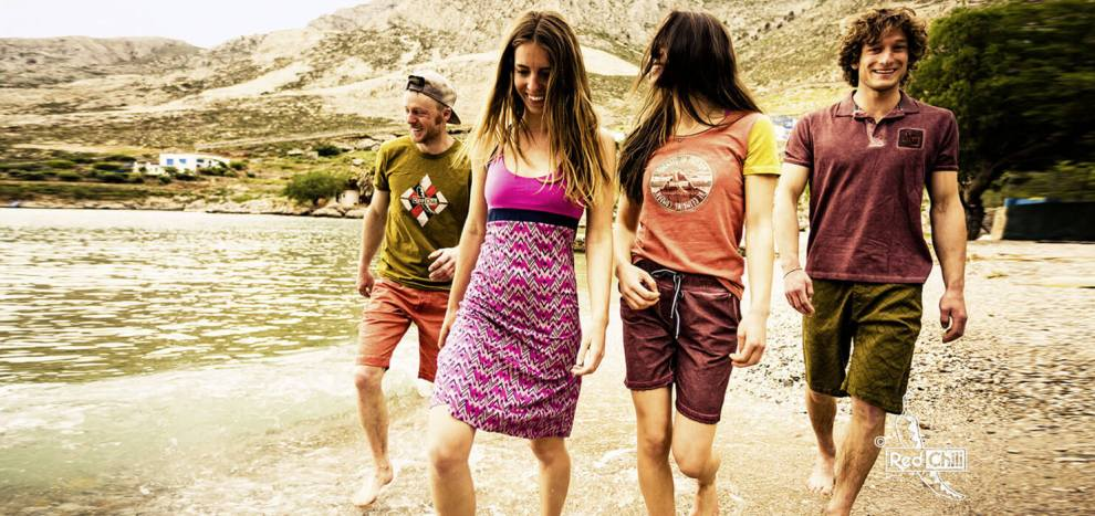 beach outdoor sports clothing