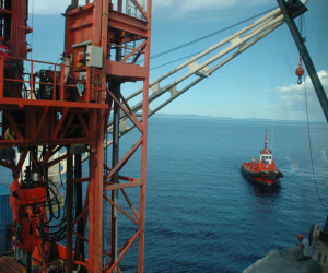 Nautilus Minerals plans to extract gold, copper and zinc from the sea floor near Papua New Guinea.   Photo credit: Nautilus Minerals