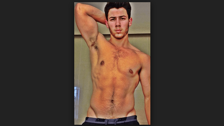 Nick Jonas Explains His Manscaping Habits Out Front