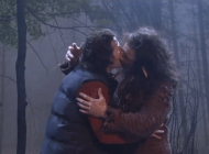 James Franco's SNL Same-Sex Kiss