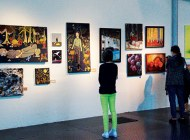 The Art of Curating Art
