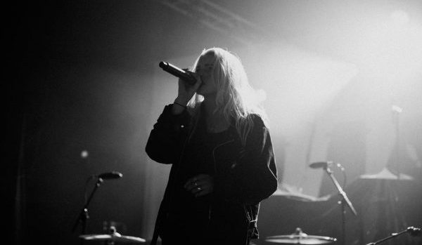 Lesbian Rock Icon PVRIS Debuts Intense New Video - OUT FRONT