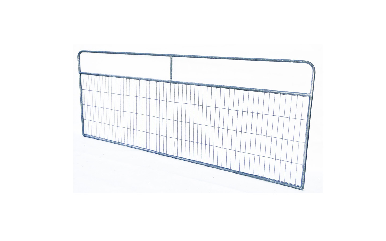 10 Crowd Control Fence