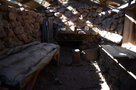 Calico Ghost Town Cabin