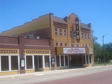 The Ritz in 2011