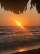 Mazatlan Mexico, Spacey sunset