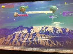 'Albuquerque Box' wind current display gets us involved at the Balloon Museum
