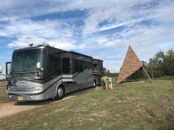 Campsite at Cedar Breaks
