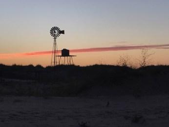 Monahans Sand Hills windmill