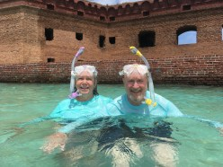 Happy Anniversary photo at Dry Tortugas National Park