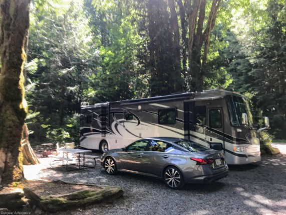 Eastcreek Campground site
