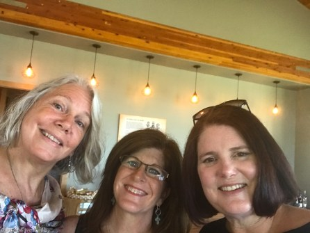 Joyce, Cathy Parker, Kelley Styring