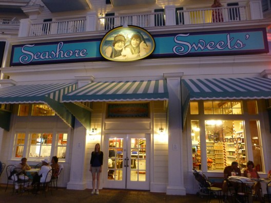 Seashore Sweets
