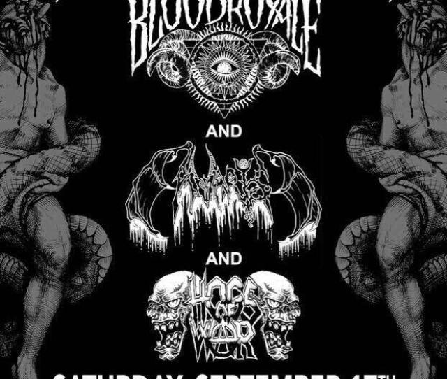 Goatwhore Blood Royale Avaris Hogs Of War
