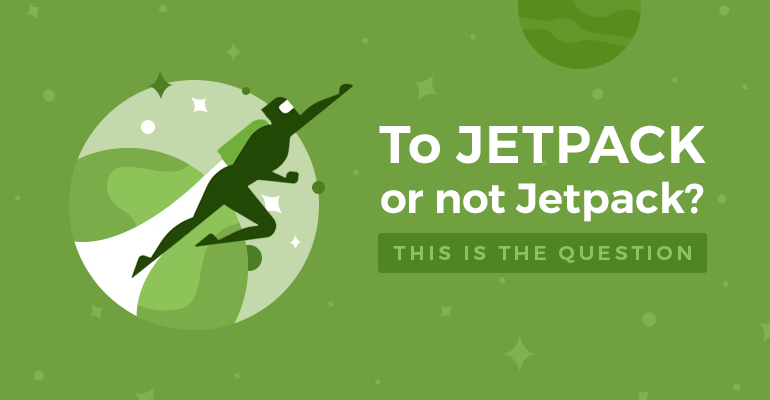 Logo jetpack extension WordPress