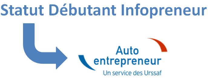 Meilleur Statut Infopreneur Auto-Entrepreneur