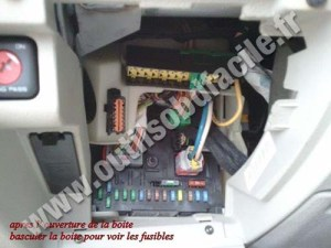Citroen C1 Fuse Box Location  Trusted Wiring Diagrams