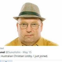 Australian Christian Lobby welcomes supporter with a history of vilification