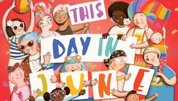 Teaching Toddlers Queer History & Diversity