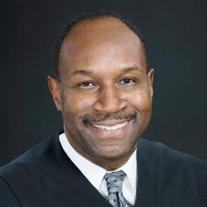 Gay Cal. Supreme Court Justice Values Struggle to be Authentic